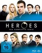 Heroes - Die komplette Serie Poster