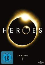 Heroes - Season 1 (7 DVDs) Poster