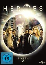 Heroes - Season 2 (4 DVDs) Poster