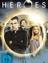 Heroes - Season 3.1 (3 DVDs) Poster