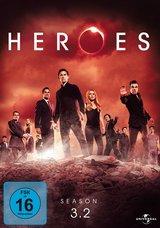 Heroes - Season 3.2 (3 DVDs) Poster