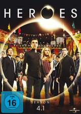 Heroes - Season 4.1 (3 Discs) Poster