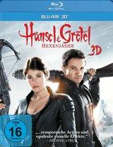 Hänsel & Gretel: Hexenjäger (Blu-ray 3D) Poster