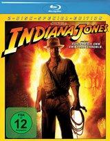 Indiana Jones und das Königreich des Kristallschädels (Special Edition, 2 Discs) Poster
