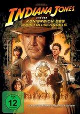 Indiana Jones und das Königreich des Kristallschädels (Einzel-DVD) Poster