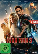 Iron Man 3 (Special Edition, 2 Discs) Poster