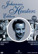 Johannes Heesters Edition (4 DVDs) Poster