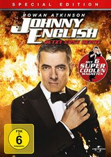 Johnny English - Jetzt erst recht (Special Edition) Poster