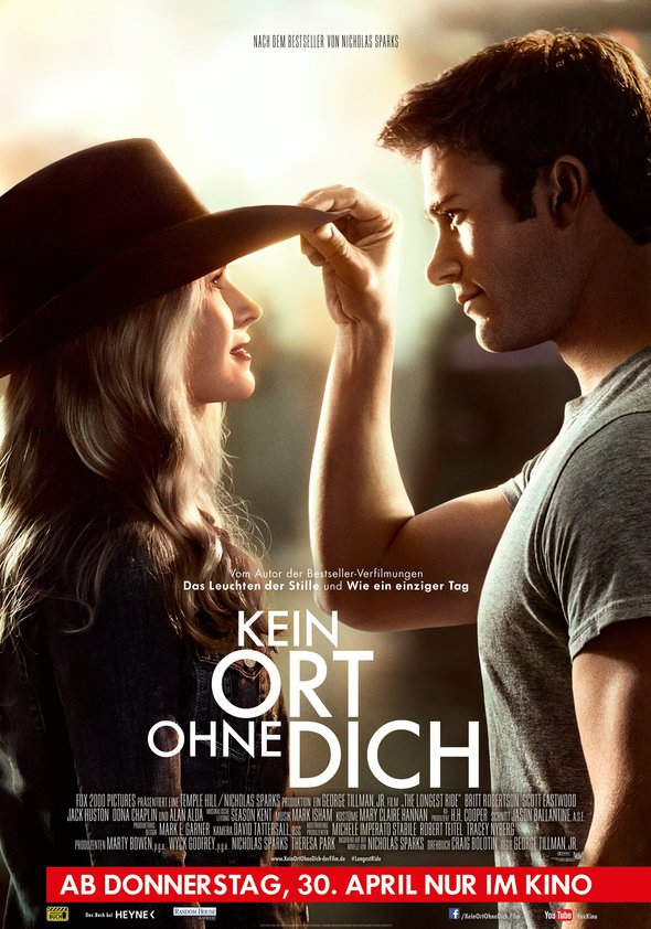 Kein Ort ohne dich Poster