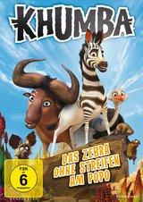 Khumba - Das Zebra ohne Streifen am Popo Poster