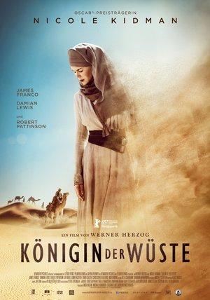 Königin der Wüste Poster
