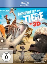 Konferenz der Tiere (Blu-ray 3D) Poster