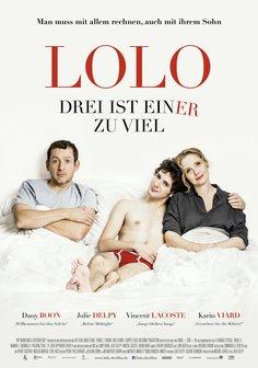 Lolo - Drei ist einer zu viel Poster