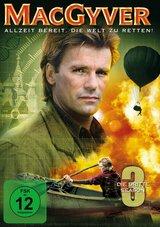 MacGyver - Die dritte Season Poster