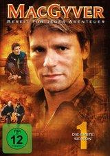 MacGyver - Die erste Season Poster