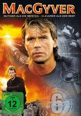 MacGyver - Die sechste Season Poster