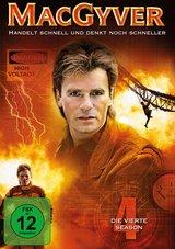 MacGyver - Die vierte Season Poster