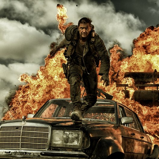 Mad Max: Fury Road - Trailer Poster