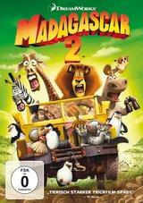 Madagascar 2 (2 Discs) Poster