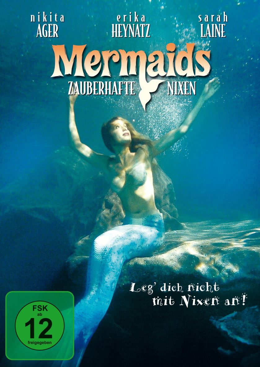 Mermaids - Zauberhafte Nixen Poster