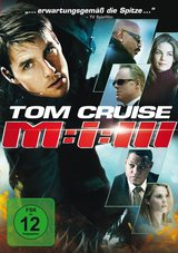 Mission: Impossible III (Einzel-DVD) Poster