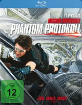 Mission: Impossible - Phantom Protokoll (Einzel-Disc) Poster