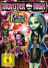 Monster High - Fatale Fusion Poster