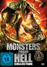 Monsters from Hell Collection (2 Discs) Poster