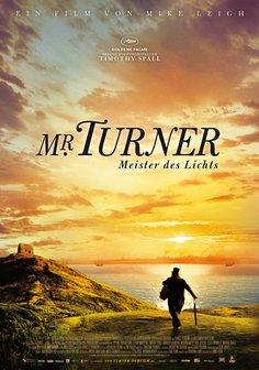 Mr. Turner - Meister des Lichts Poster