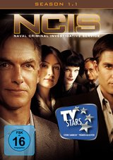 NCIS - Season 1, 1.Teil (3 DVDs) Poster