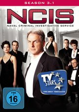 NCIS - Season 3, 1.Teil (3 DVDs) Poster