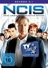 NCIS - Season 5, 1.Teil (2 DVDs) Poster