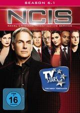 NCIS - Season 6, 1.Teil (3 DVDs) Poster