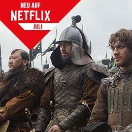 Neu auf Netflix im Juli 2016: Die Film- und Serien-Highlights im Stream