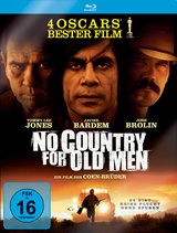 No Country for Old Men (Steelbook) Poster