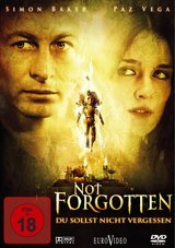 Not Forgotten - Du sollst nicht vergessen Poster
