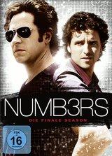 Numb3rs - Die finale Season Poster