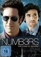 Numb3rs - Die fünfte Season Poster