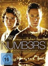 Numb3rs - Die vierte Season Poster