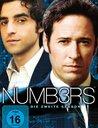 Numb3rs - Die zweite Season Poster