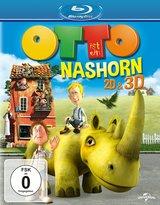 Otto ist ein Nashorn (Blu-ray 3D) Poster