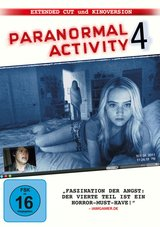 Paranormal Activity 4 (Extended Cut, inkl. Kinoversion) Poster