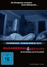 Paranormal Activity 4 (Extended Director's Cut) Poster