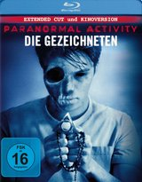 Paranormal Activity: Die Gezeichneten (Extended Cut) Poster