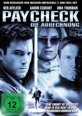Paycheck - Die Abrechnung Poster