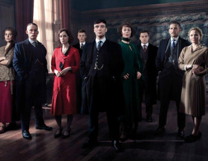 In Staffel 3 ist der Shelby-Clan zu Reichtum gekommen © BBC TWO/Sky Atlantic