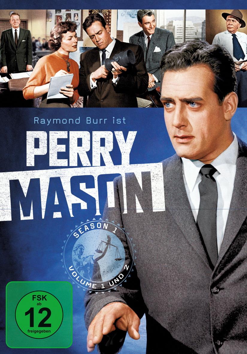 Perry Mason - Season 1, Volume 1 und 2 Poster