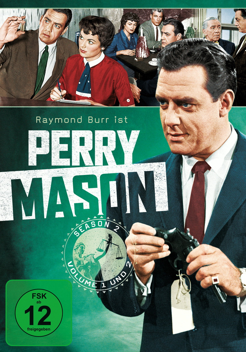 Perry Mason - Season 2, Volume 1 und 2 Poster
