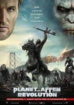 Planet der Affen: Revolution Poster