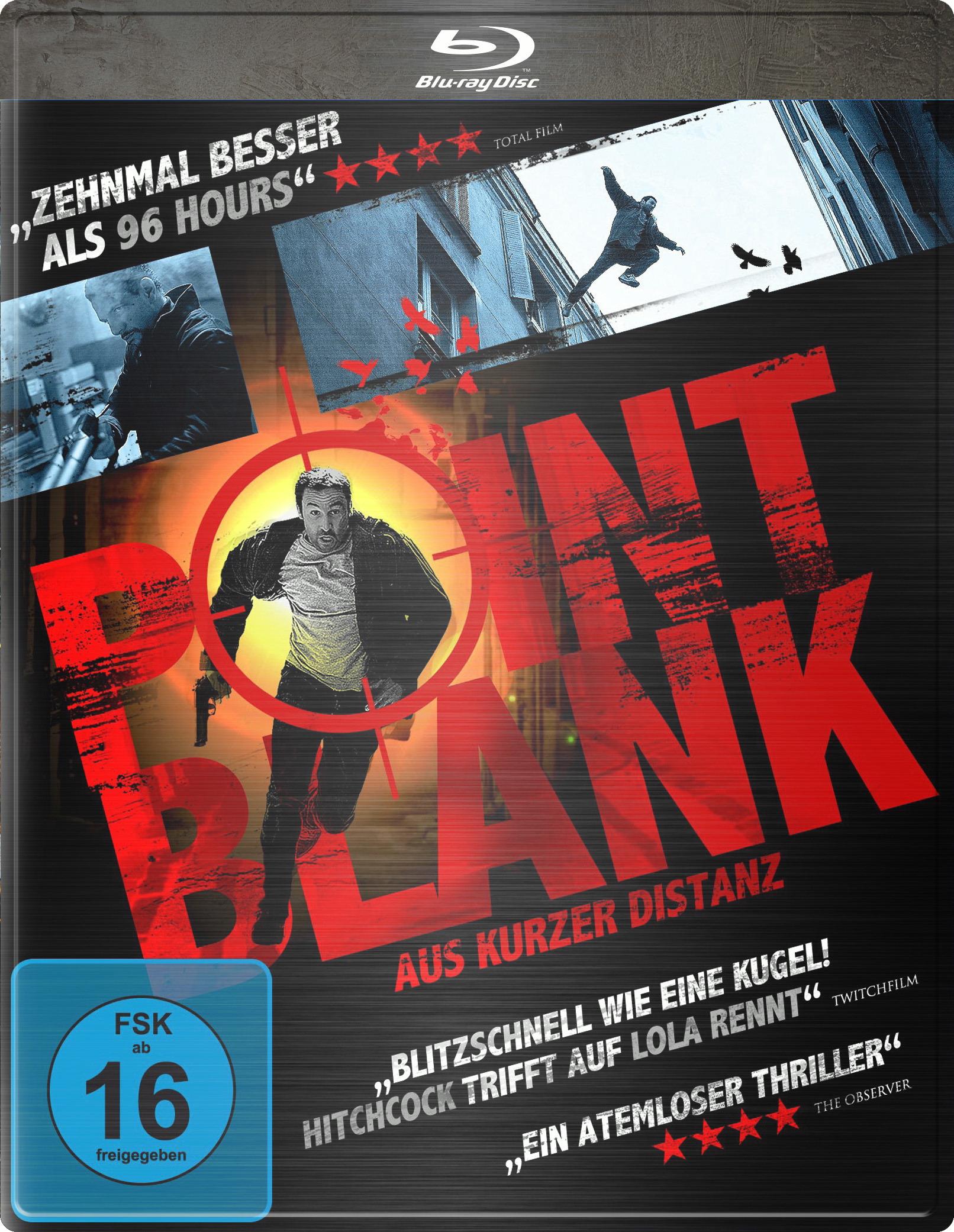 Point Blank - Aus kurzer Distanz Poster